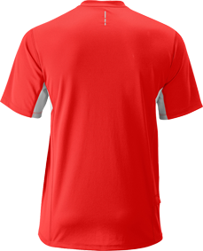Salomon Start Zip Tee back